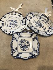 New ListingSet Of Three Lillian Vernon Decor Collector Dish/Plates. Beautiful