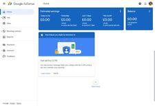 United Kingdom (UK) Adsense Approved .Com Domain
