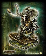 ShadowSea (Axibalán Empire) - Koth-Yan – Elephant Beastman -  AMG_SS3020