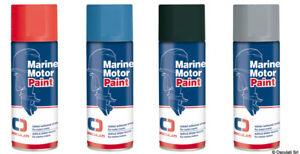 Acrylic Spray Paint for Honda Outboard Engines - Metallic Grey