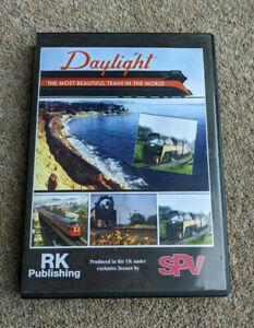DAYLIGHT The Most Beautiful Train In The World Southern Pacific UK DVD
