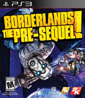 Borderlands: The Pre-Sequel! PlayStation 3 PS3 - Brand New Factory Sealed
