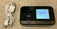 TRACFONE WIRELESS 4G LTE Wireless Hotspot Modem Z289L Tested Working USB Cable