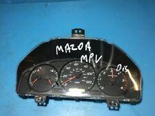 Mazda MPV 157510-7510 Speedometer Instrument Cluster