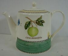 Wedgwood  SARAH'S GARDEN Teapot Small with Lid - 2 Cup Capacity MINT CONDITION
