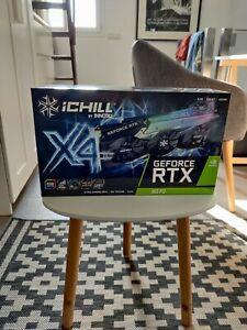 Carte Graphique Inno3d NVIDIA GeForce RTX 3070 ichill x4