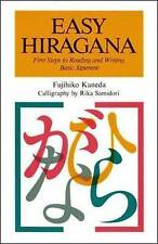 Easy Hiragana: First Steps to Reading and Writing Basic Japanese (Passport Books