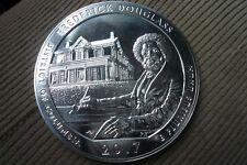 Low Mintage! 2017 5 oz Silver ATB Frederick Douglass Douglas Coin Round