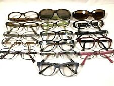 Dealer Lot 16 Pair Women's Coach Modern Desiger Rx Sunglasses Eyeglasses Frames