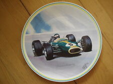 Lusa Exclusiv gedenkteller Hockenheimring Jim Clark fórmula 1 Lotus sammelteller