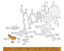 Chevrolet GM OEM 12-15 Camaro Passenger Seat-Outer Finish Panel Right 22780755