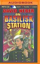 Honor Harrington: On Basilisk Station 1 by David Weber (2014, MP3 CD,...