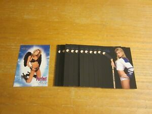 Suzie Pollard Model/Actress Lot of 12 Bench Warmer Trading Cards w/1 SP Card