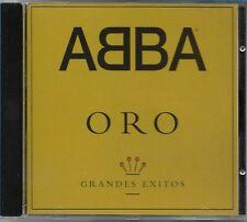 ABBA - GRANDES EXITOS (ORO) U.S.A.
