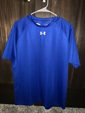Under Armour Mens Large Short Sleeve Shirt