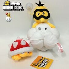 """New Super Mario Bros. Plush Lakitus with Spiny Soft Toy Stuffed Animal Doll 7"""""""
