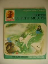 Flocon le petit mouton  - Livre-disque 45T Casterman