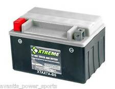 COMPACT HONDA BATTERY  Xtreme AGM Permaseal XTAZ12S - Fresh Activated, 1 Yr WARR