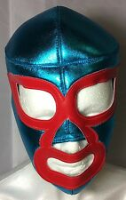 NACHO LIBRE LUCHADOR/WRESTLER MASK! AWESOME!! GREAT FUN MASK!! HANDMADE  MASK!!