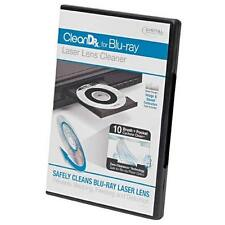 GENUINE BRAND NEW cleandr LASER LENS CLEANER PER BLU RAY Clean DR Blu Ray