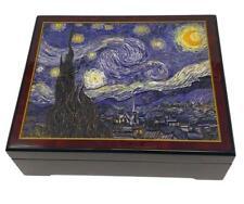 The San Francisco Music Box Company Van Gogh Starry Night Music Box
