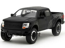 JADA 1:24 2011 FORD F-150 SVT RAPTOR NEW DIECAST MODEL CAR MATTE BLACK