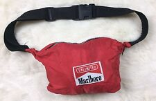 RARE Vintage Men's Red Marlboro UnLimited Jacket Large xl Windbreaker Gear Mans