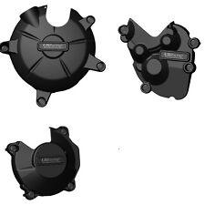 GBRacing Kawasaki ZX-6R 636 2013 Motordeckel Engine Cover Set Protektoren Kit
