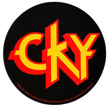 CKY - Logo Sticker