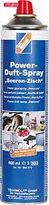 Power-Duft-Spray Beeren-Zisch 600ml Schweiß Tiergeruch Zigarettengeruch   860070