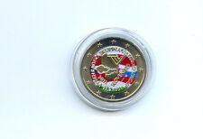 SLOVAQUIE 2€ EUROS COULEUR UNC 2011 VISEGARD