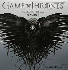 Game of Thrones: Season 4 [Original TV Soundtrack] [LP] LP (Vinyl, Sep-2014, Music on Vinyl)