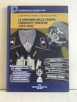 LE UNIFORMI DELLE TRUPPE CORAZZATE TEDESCHE 1934-1942-Albertelli 2012