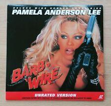 Barb Wire (1996, uncut) NTSC Laserdisc 800639927-1