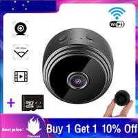 Mini Hidden Spy Camera Wifi Wireless Night Vision Home Security 1080P HD DVR US