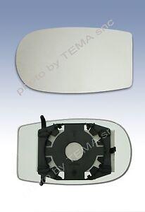 Specchio retrovisore FIAT PUNTO dopo 1999 piastra vetro sinistro (no termico)