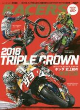 RACERS Special Issue 2017 Japanese book 2016 Triple Crown HONDA Marc Márquez