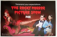 SDCC Comic Con 2016 Handout FOX The Rocky Horror Picture Show