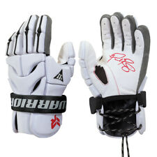 Warrior Rabil NXT Youth Lacrosse Gloves - White (NEW) Lists @ $49