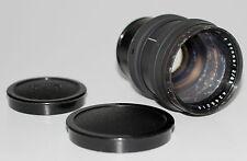 CARL ZEISS JENA DDR Objektiv Lens SONNAR 2/85 Q1 für ARRIFLEX