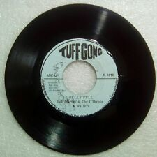 BOB MARLEY & THE I THREES & WAILERS - BELLY FUL/ VERSION/ TUFF GONG 45