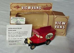 Lledo View Van ~ Chevrolet - Bishops Castle - Rally 1991 - Limited Edition: 250