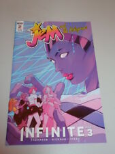 JEM AND HOLOGRAMS INFINITE #2 IDW COMICS COVER A JULY 2017