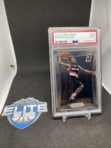 🔥 Damian Lillard 2012 Panini Prizm basketball #245 PSA 9 ROOKIE RC BLAZERS 🔥
