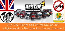 Rescue - Everyday Heroes (U.S. Edition) Steam key NO VPN Region Free UK Seller
