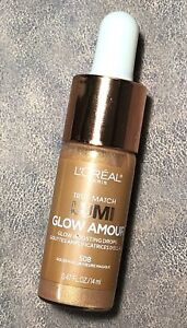 L'Oreal True Match Lumi Glow Amour Glow Boosting Drops 508 Golden Hour