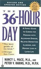 The 36-Hour Day : A Family Guide to Caring for Persons With Alzheimer Disease, R