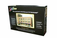 BACHMANN 88004 HO Scale Variety Store Downtown Building Railroad Kit FREE SHIP