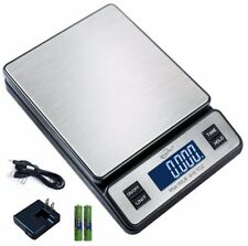 Weighmax W 2809 90 Lb X 01 Oz Digital Shipping Postal Scale Withac Adapter