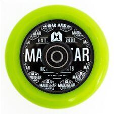 MGP Madd Gear Stunt-Scooter Hollow Plastic Core Rolle 100mm schwarz/grün